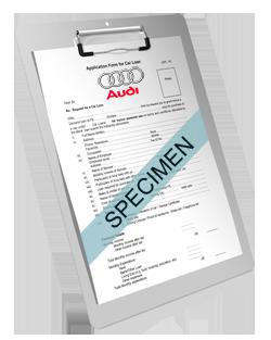 Certificat de conformité Officiel Audi
