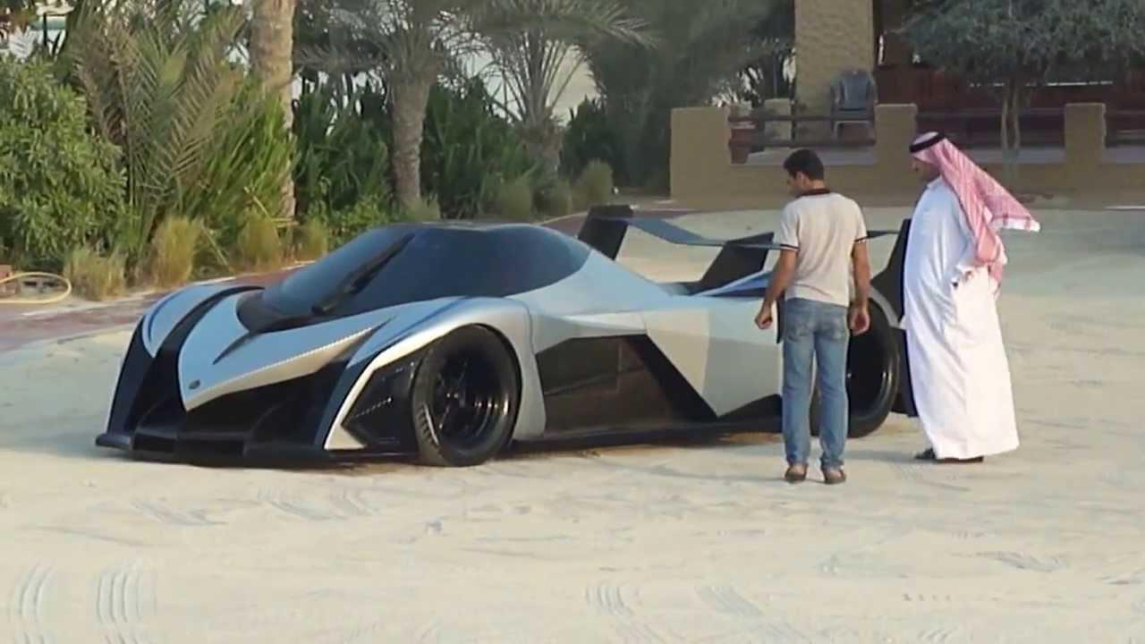 Comment immatriculer une voiture de  Dubaï en France ?