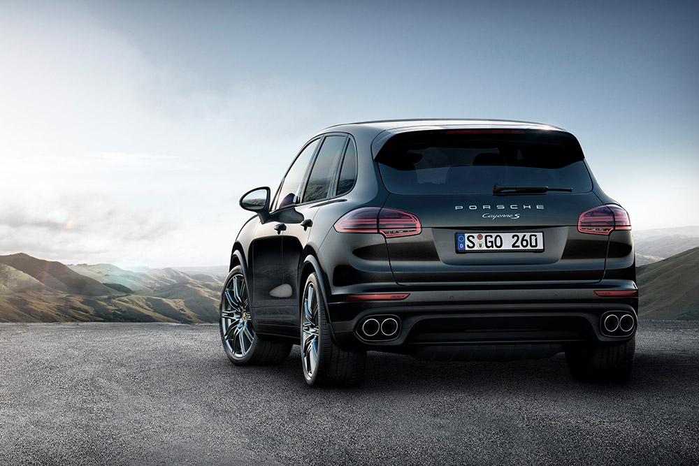 Importer une voiture Porsche  d'Allemagne